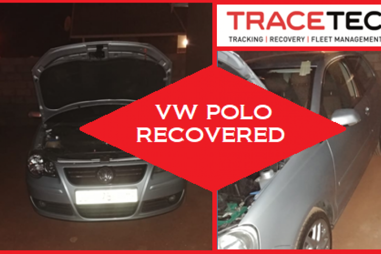 Recovered 2006 Volkswagen Polo 1.9 TDI